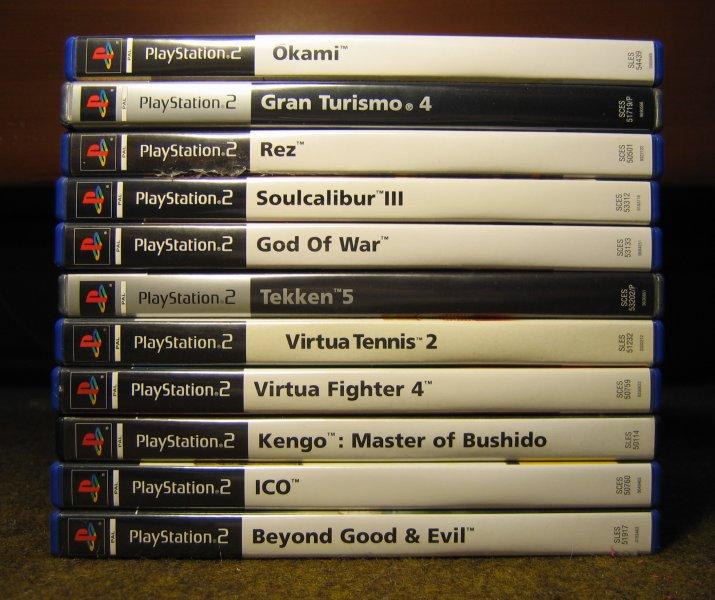 Playstation 2 Games List ... jpeg 599 kb...